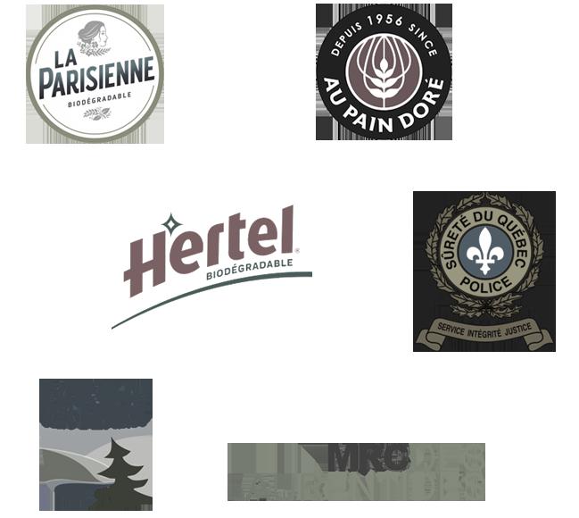 Logo clients partenaires